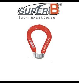 SUPER-B SUPER-B CLASSIC SPOKE WRENCH 3.5MM TOOL