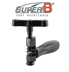 SUPER-B TOOL SUPER-B CLASSIC CHAIN RIVET EXTRACTOR MULTI SPEED