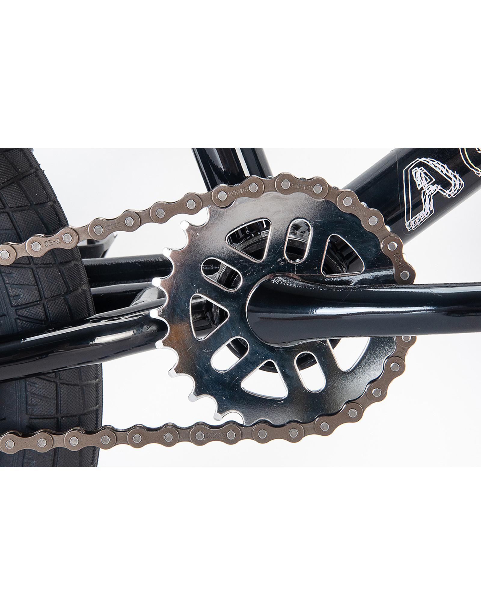 "ACADEMY ACADEMY '21 ORIGIN 16"" BMX GLOSS BLACK/POLISHED"