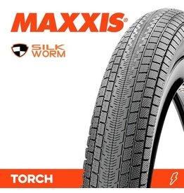 "MAXXIS MAXXIS TORCH 20 X 1.95"" SILKWORM FOLD 120 TPI TYRE"