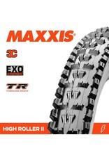 "MAXXIS MAXXIS HIGH ROLLER 2 29 X 2.50"" WT TR 3C MAXX TERRA EXO FOLD 60TPI TYRE"