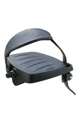 """WELLGO PEDALS WELLGO JD36A-B EXERCISE 9/16"""" BLACK WITH PVC STRAPS"""