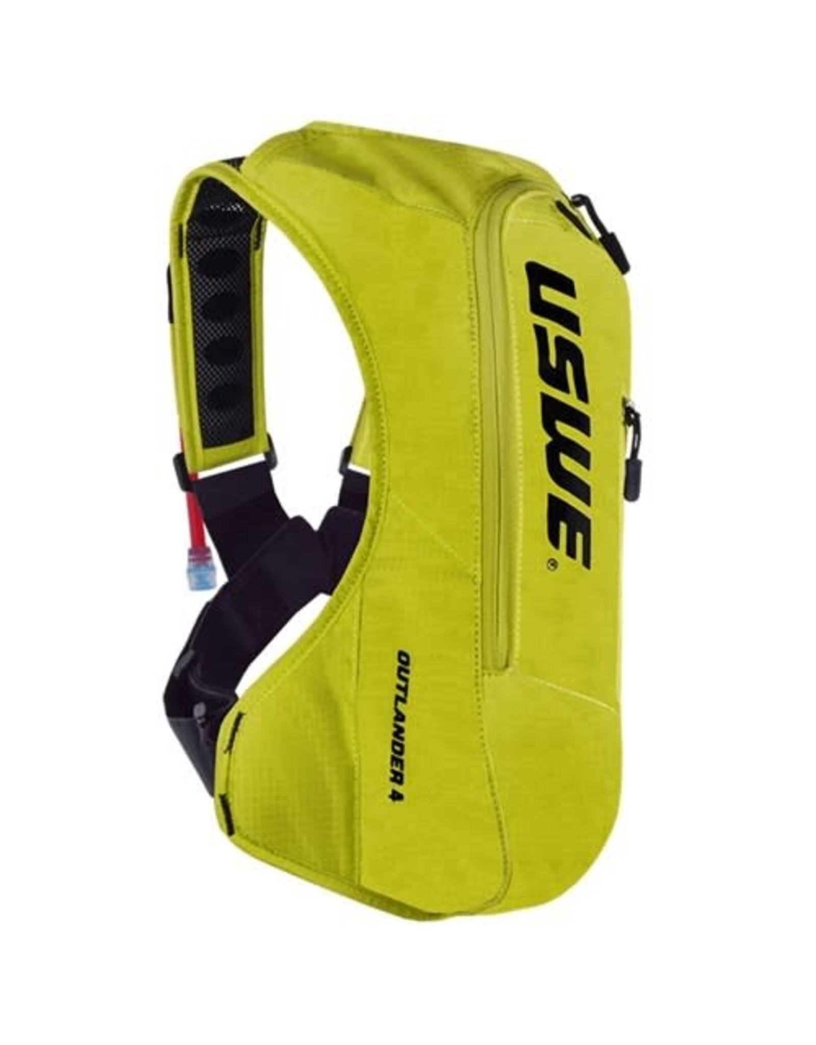 USWE USWE 20 OUTLANDER 4 PACK 2.5L/3.0L SHAPE SHIFT CRAZY YELLOW HYDRATION BAG