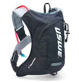 USWE HYDRATION BAG USWE 20 VERTICAL 4 HYDRATION COMPATIBLE BLACK