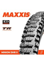 """MAXXIS MAXXIS MINION DHR II 24 X 2.30"""" TR EXO FOLD 60TPI TYRE"""