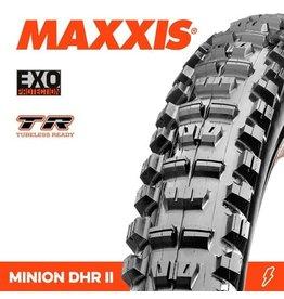 """MAXXIS TYRE MAXXIS MINION DHR II 24 X 2.30"""" TR EXO FOLD 60TPI"""