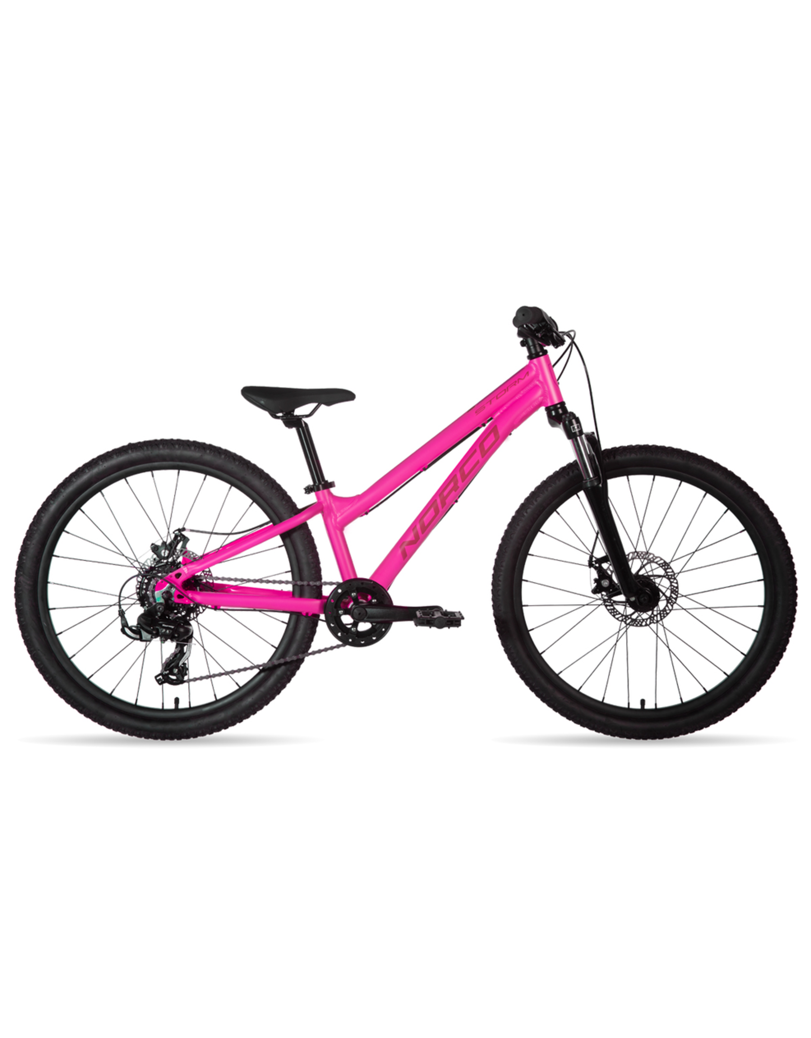 """NORCO NORCO YOUTH 24"""" STORM 4.1 PINK"""