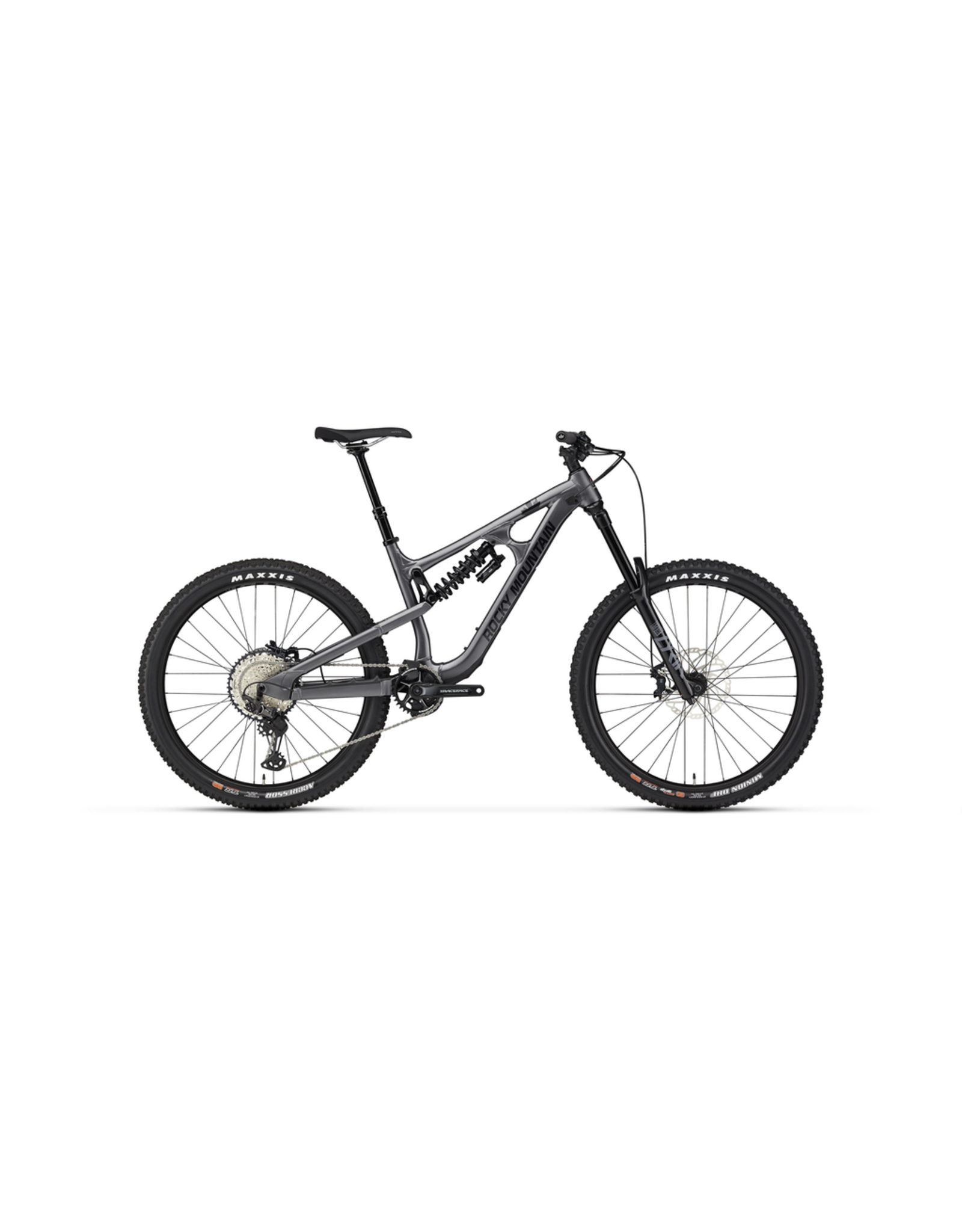 "ROCKY MOUNTAIN ROCKY MOUNTAIN '20 SLAYER A50 27.5"" GREY/BLACK (C2)"