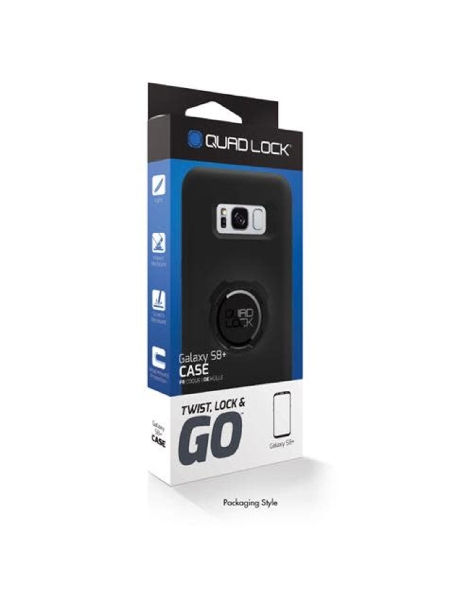 QUAD LOCK QUAD LOCK FOR GALAXY S9 PHONE CASE