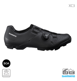 Shimano SHOES SHIMANO SH-XC300 SPD BLACK