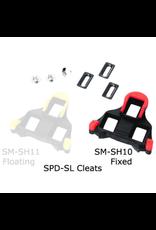 Shimano PEDAL CLEAT SET SHIMANO SM-SH10 SPD-SL RED