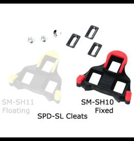 Shimano SHIMANO SM-SH10 SPD-SL RED PEDAL CLEAT SET