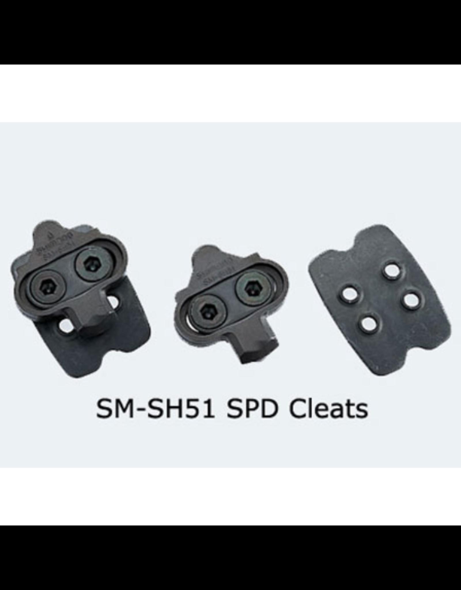 Shimano SHIMANO SM-SH51 SPD PEDAL CLEAT SET