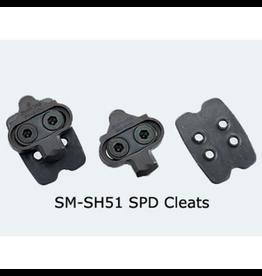 Shimano PEDAL CLEAT SET SHIMANO SM-SH51 SPD
