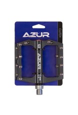 "AZUR PEDALS AZUR CLUTCH FLAT 9/16"" SEALED BEARING"
