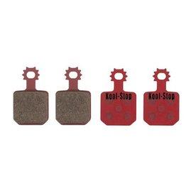 BRAKE PADS DISC KOOL STOP MAGURA KSD170 MT-5, MT-7