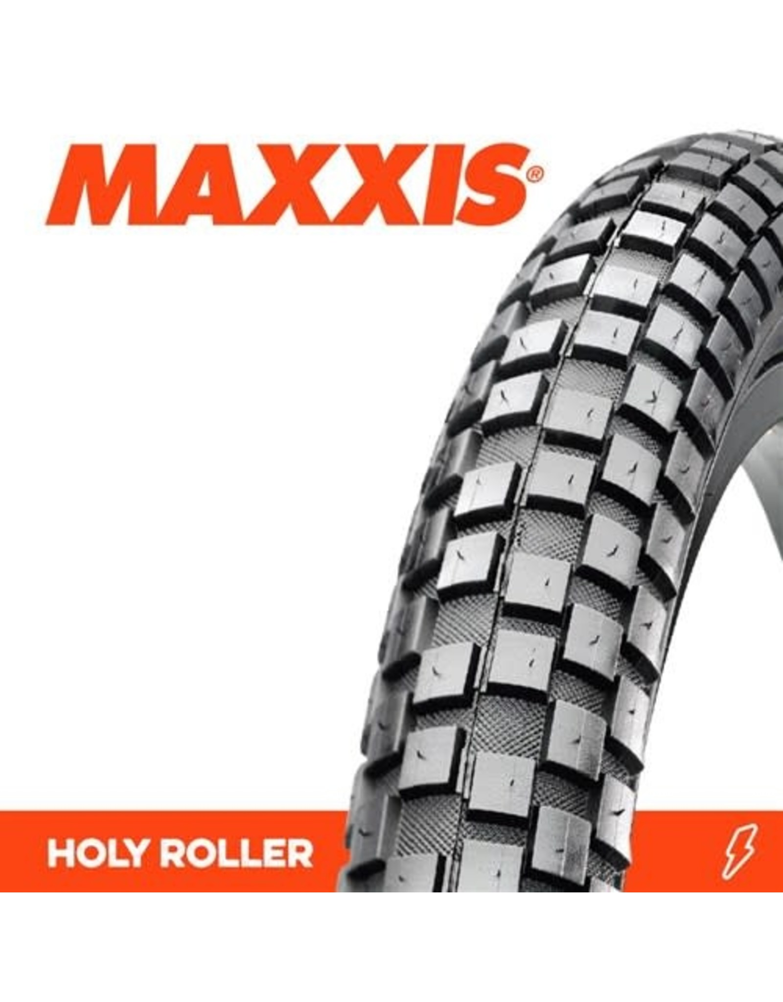 """MAXXIS MAXXIS HOLY ROLLER 26 X 2.20"""" WIRE 60 TPI TYRE"""