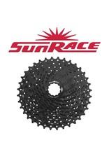 SUNRACE CASSETTE SUNRACE MS2 10 SPEED 11-42T BLACK