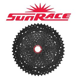 SUNRACE SUNRACE MZ91X 12 SPEED 11-50T BLACK SRAM XD COMPATIBLE CASSETTE
