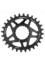 ABSOLUTE BLACK WOLF TOOTH RACE FACE CINCH ELLIPTICAL 32T BOOST BLACK CHAINRING