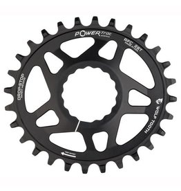 WOLF TOOTH WOLF TOOTH RACE FACE CINCH ELLIPTICAL 32T BOOST BLACK CHAINRING