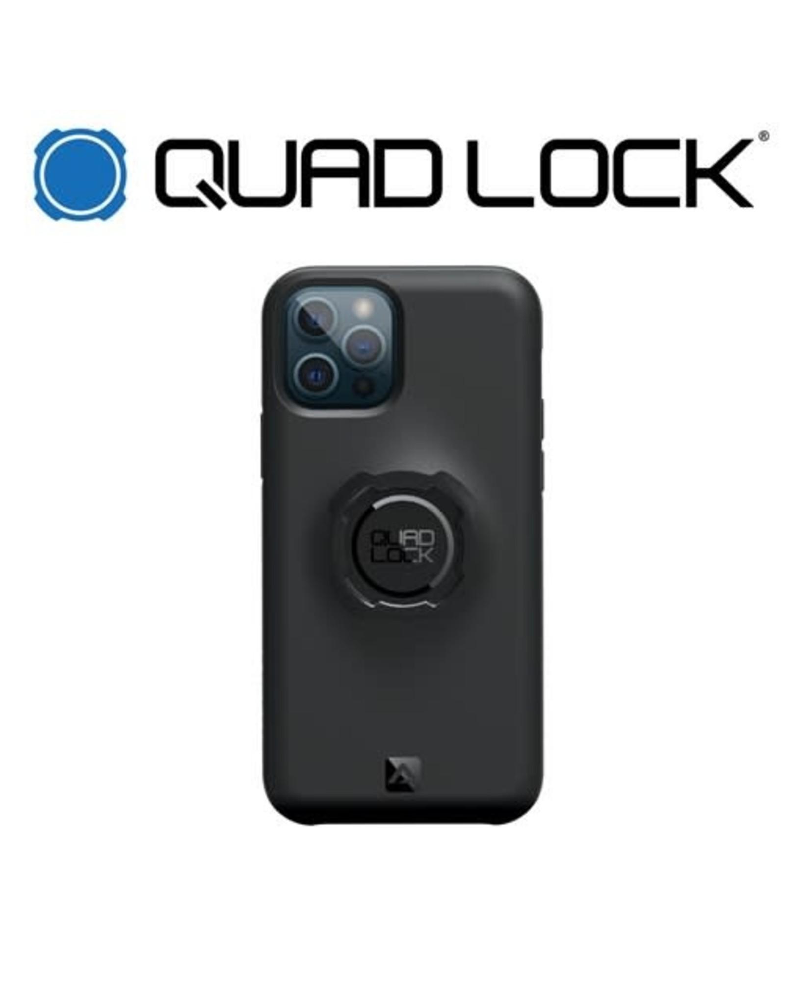 QUAD LOCK QUAD LOCK FOR iPHONE 12 PRO PHONE CASE