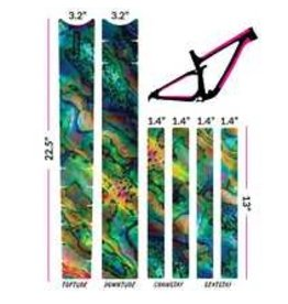 GROUND KEEPER FRAME PROTECTION GROUND KEEPER ABALONE MATTE