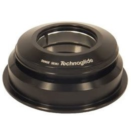 "TANGE HEADSET TANGE TECHNOGLIDE TGZS225 BLACK 44MM 1.5"" LOWER"