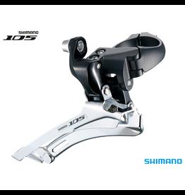 Shimano SHIMANO 105 FD-5700 10-SPD DOUBLE 28.6/31.8 CLAMP FRONT DERAILLEUR