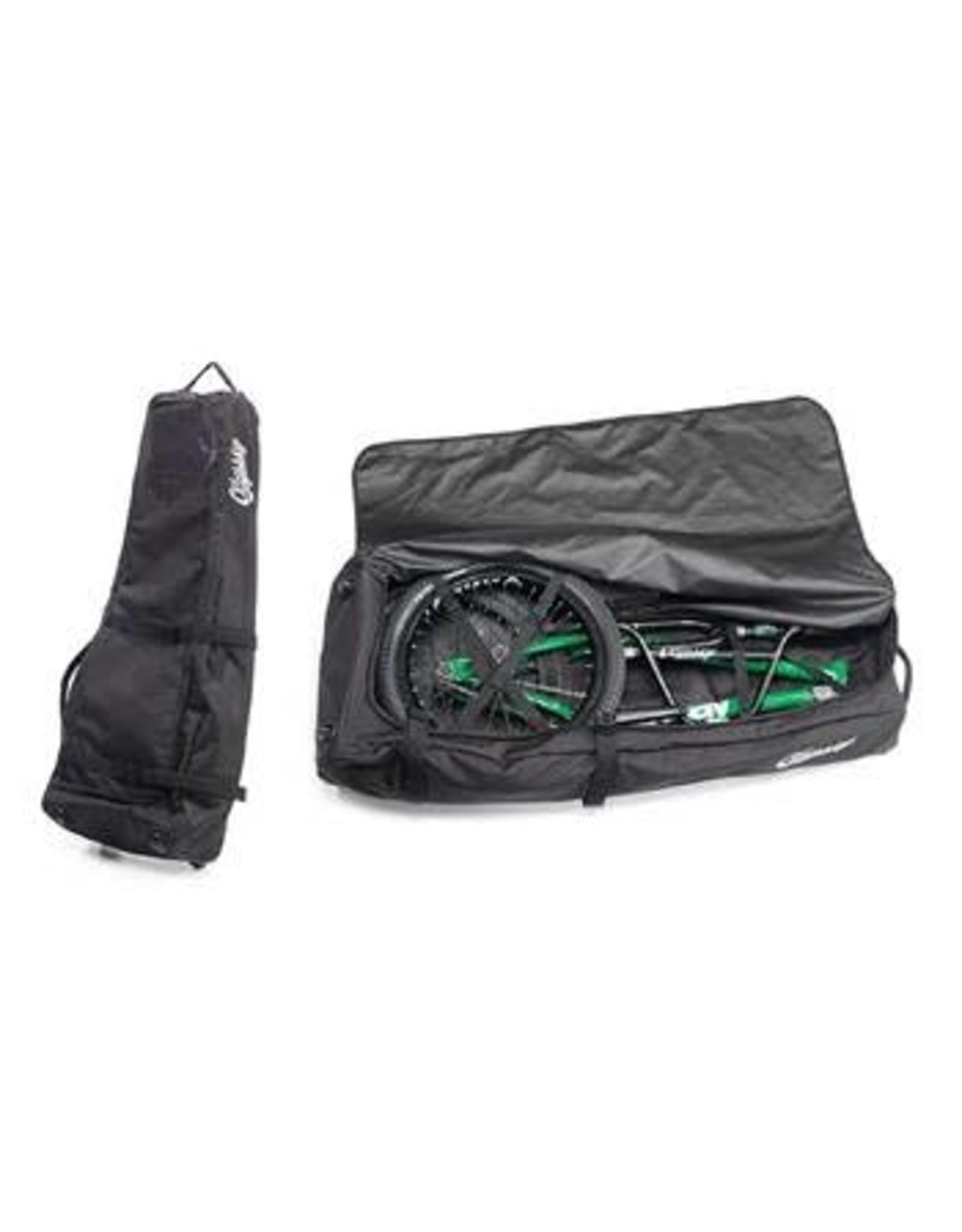 Odyssey ODYSSEY MONOGRAM BIKE (BMX) BAG BLACK