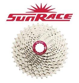 SUNRACE SUNRACE MX8 11 SPEED 11-46T SILVER CASSETTE