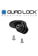 QUAD LOCK QUAD LOCK GO PRO ADAPTER FOR OUT FRONT MOUNT