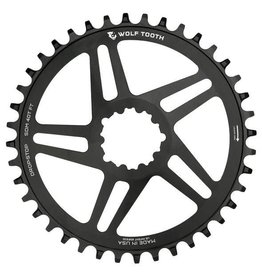 WOLF TOOTH WOLF TOOTH SRAM 32T BOOST BLACK CHAINRING