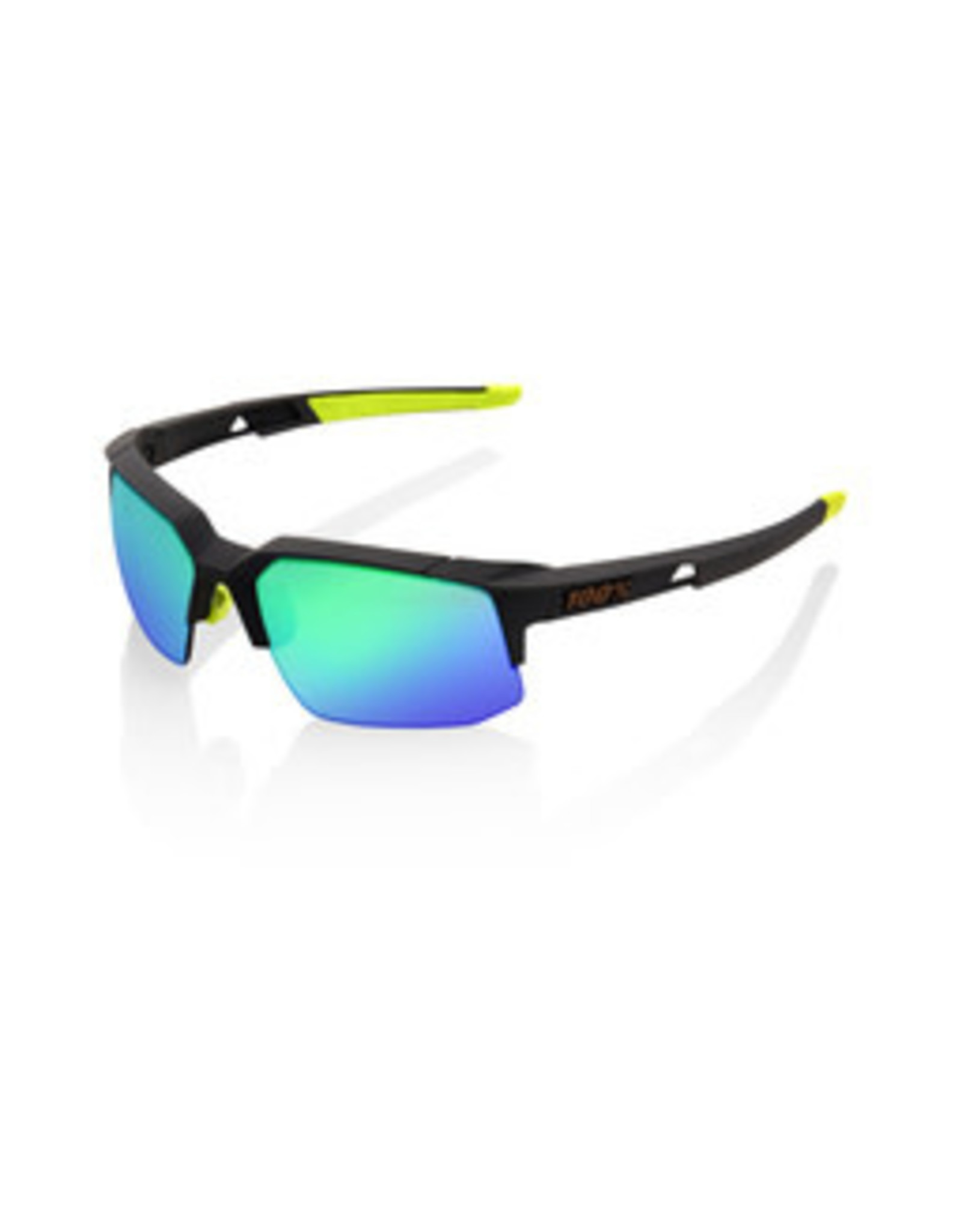 100% 100% SPEED COUPE SOFT TACT COOL GREY W/2X LENS