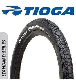 "TIOGA TIOGA POWERBLOCK 20 X 1.60"" TYRE"