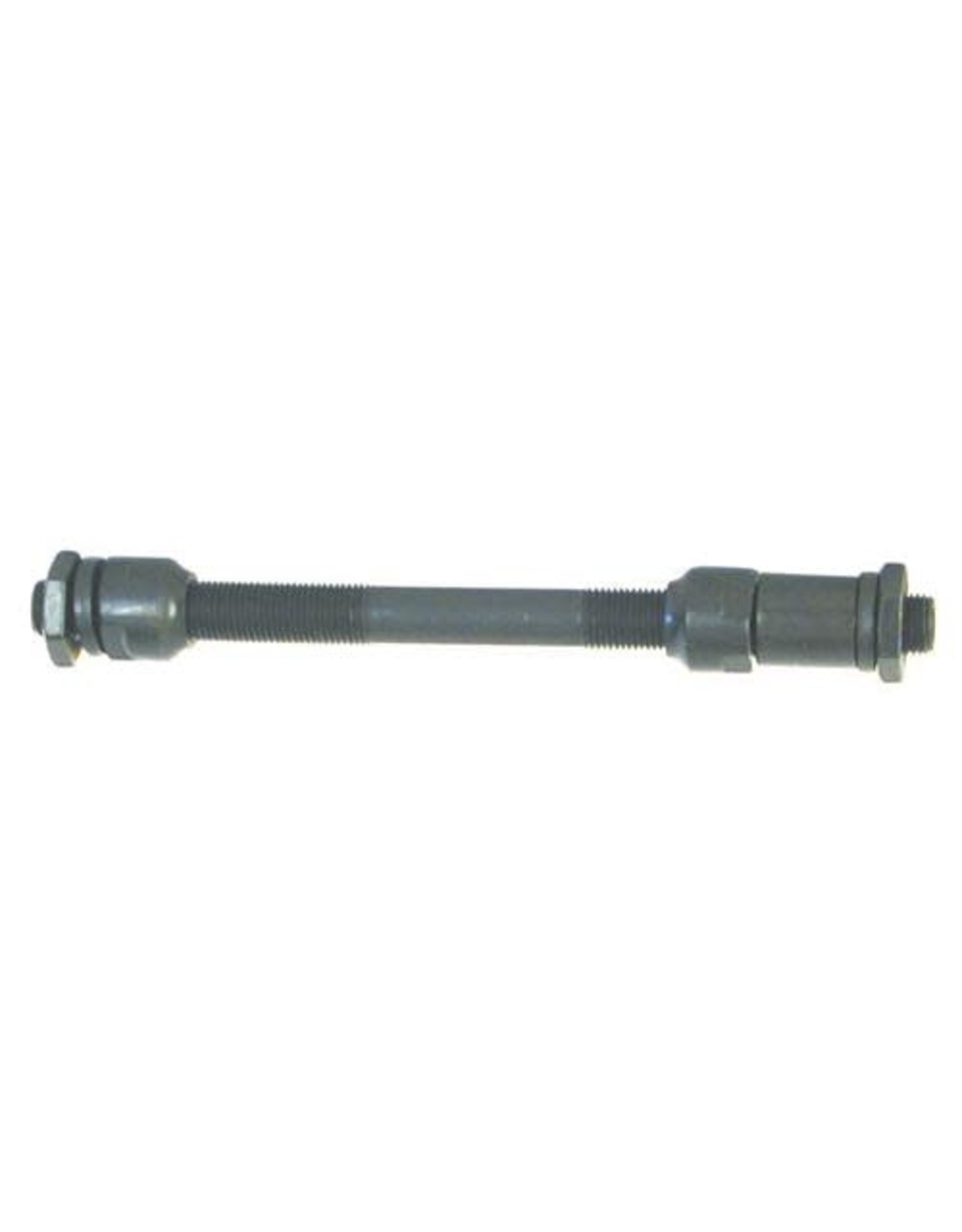 BIKECORP BIKECORP REAR AXLE Q/R WITH CONES 145mm 8/9 SPEED