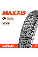 MAXXIS MAXXIS RAMBLER 700 X 38C SILKSHIELD TR FOLD 60TPI TYRE