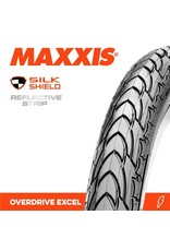 MAXXIS MAXXIS OVERDRIVE 700 X 40C SILKSHIELD WIRE 60 TPI TYRE