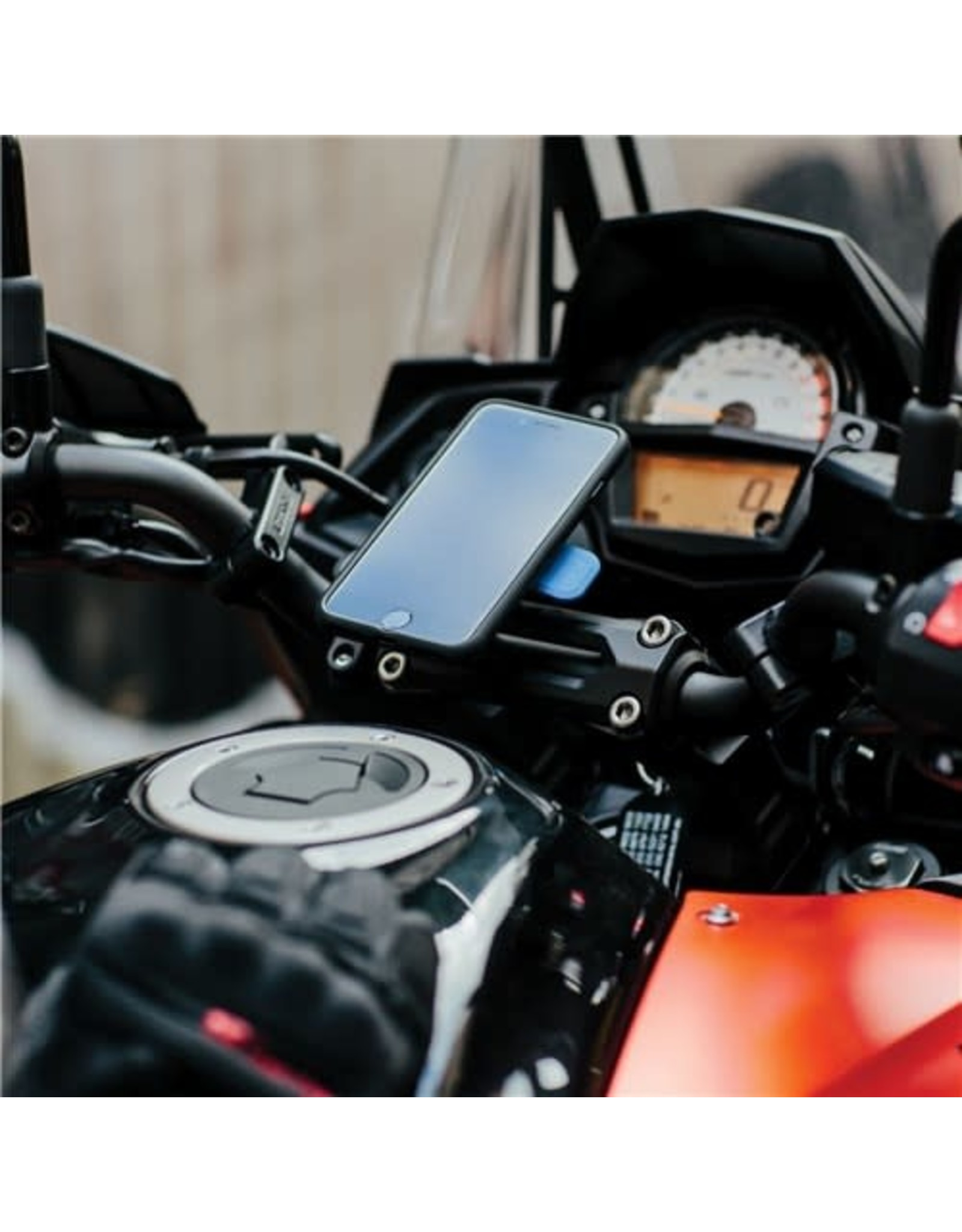 QUAD LOCK QUAD LOCK MOTORCYCLE HANDLEBAR MOUNT