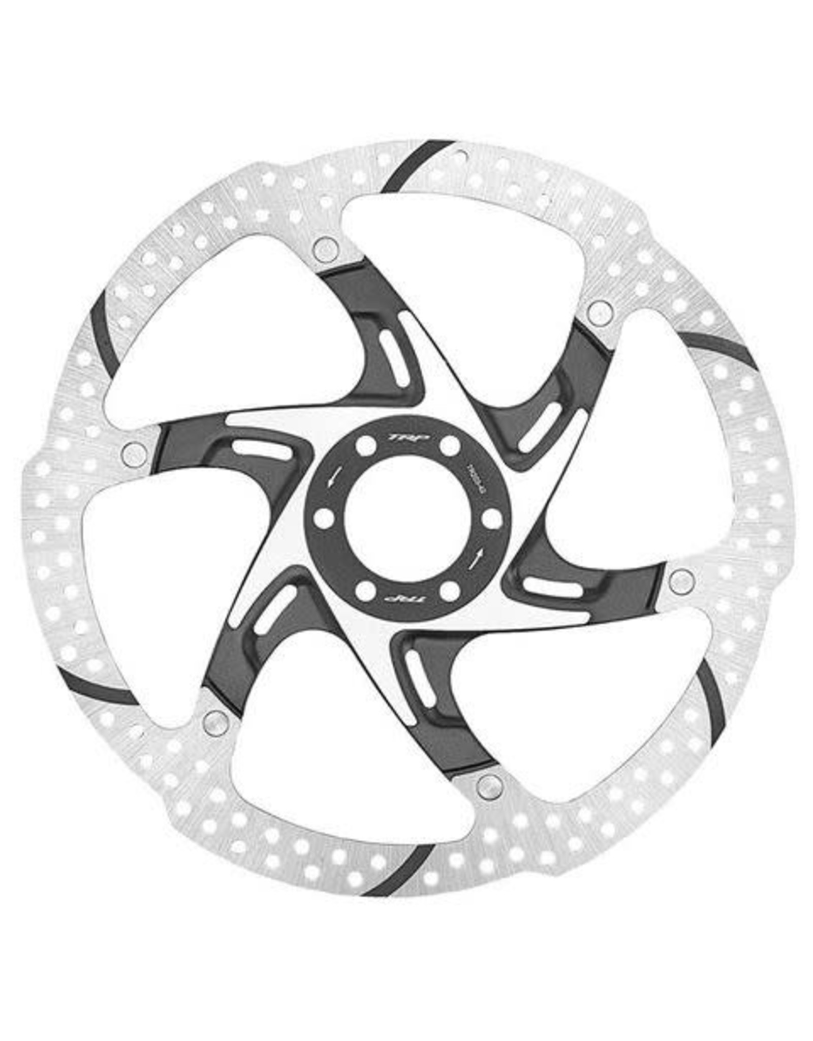 TRP TRP-42 2.3MM 2 PIECE 203MM 6 BOLT STAINLESS STEEL BRAKE ROTOR