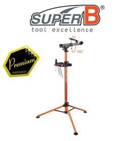 SUPER-B SUPER-B PREMIUM PROFESSIONAL BICYCLE REPAIR STAND (SUIT E-BIKE)