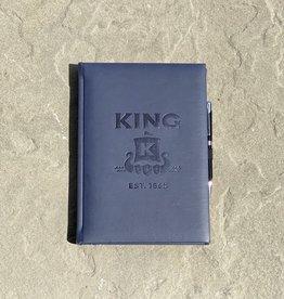 Medium Embossed Journal with Pen
