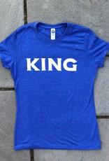 ES Sports Women's Perfect Tri Blend Royal Frost