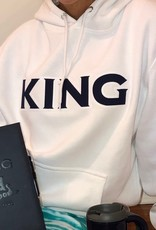 ES Sports King sweatshirt - white