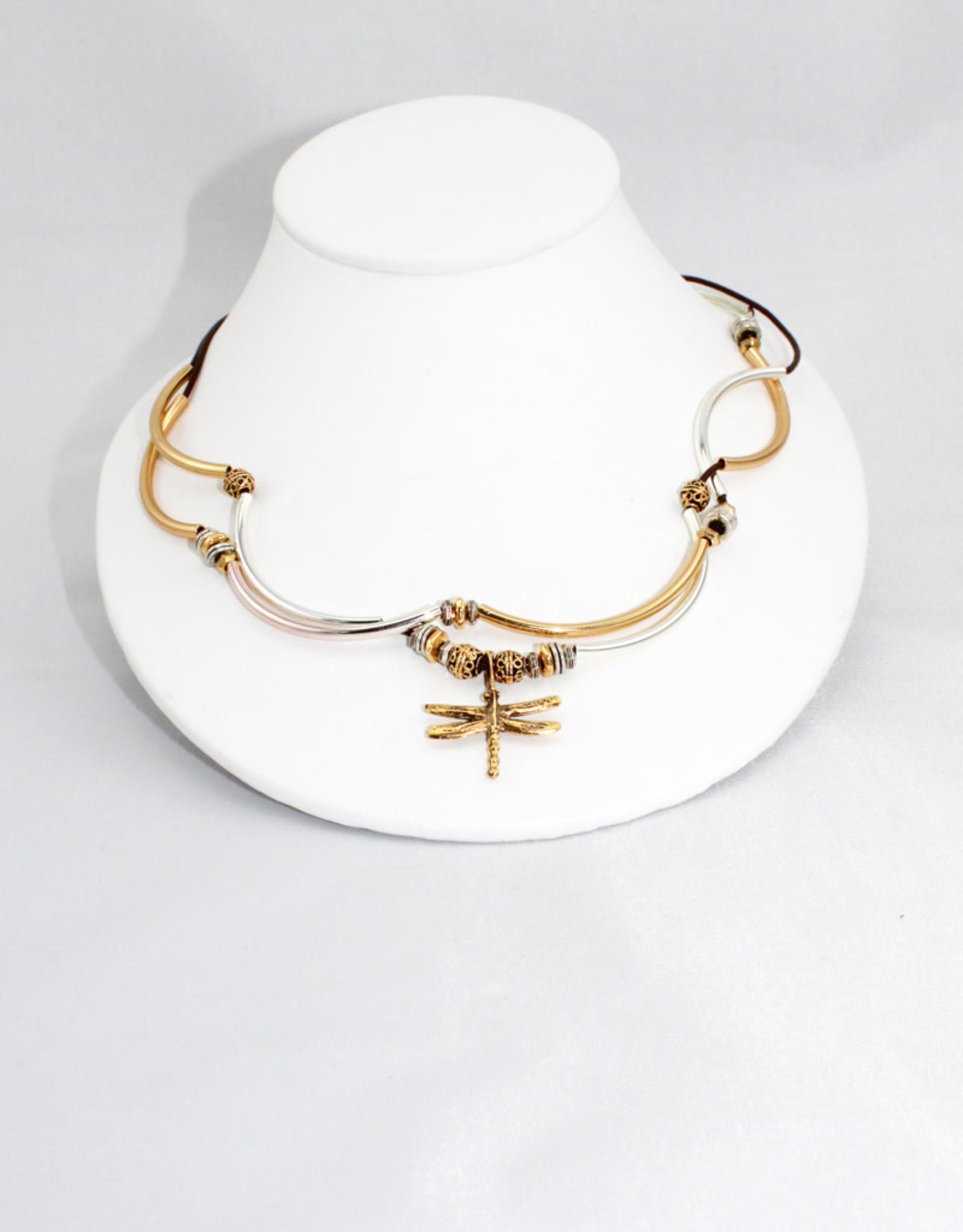 Lizzy James Misty-Gloss Chocolate-2-SG-M Bracelet