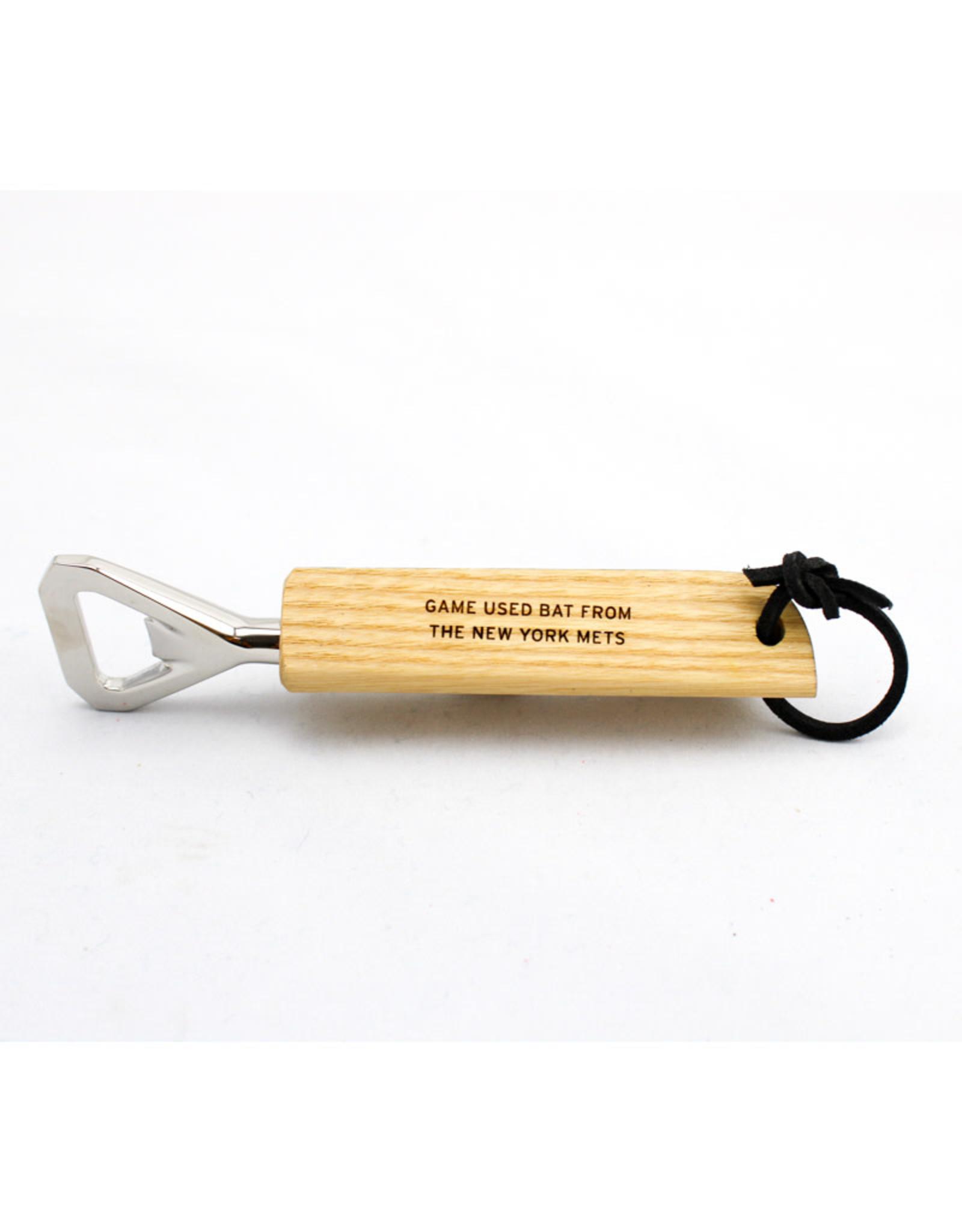 Tokens & Icons Mets Bat Bottle Opener
