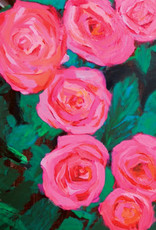 Create Greeting Card-Blank-Roses