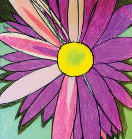 Create Blank-Purple Flower