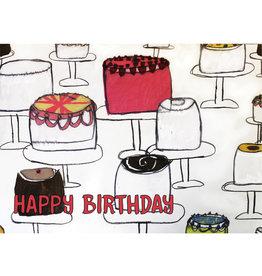 Create Birthday Cakes