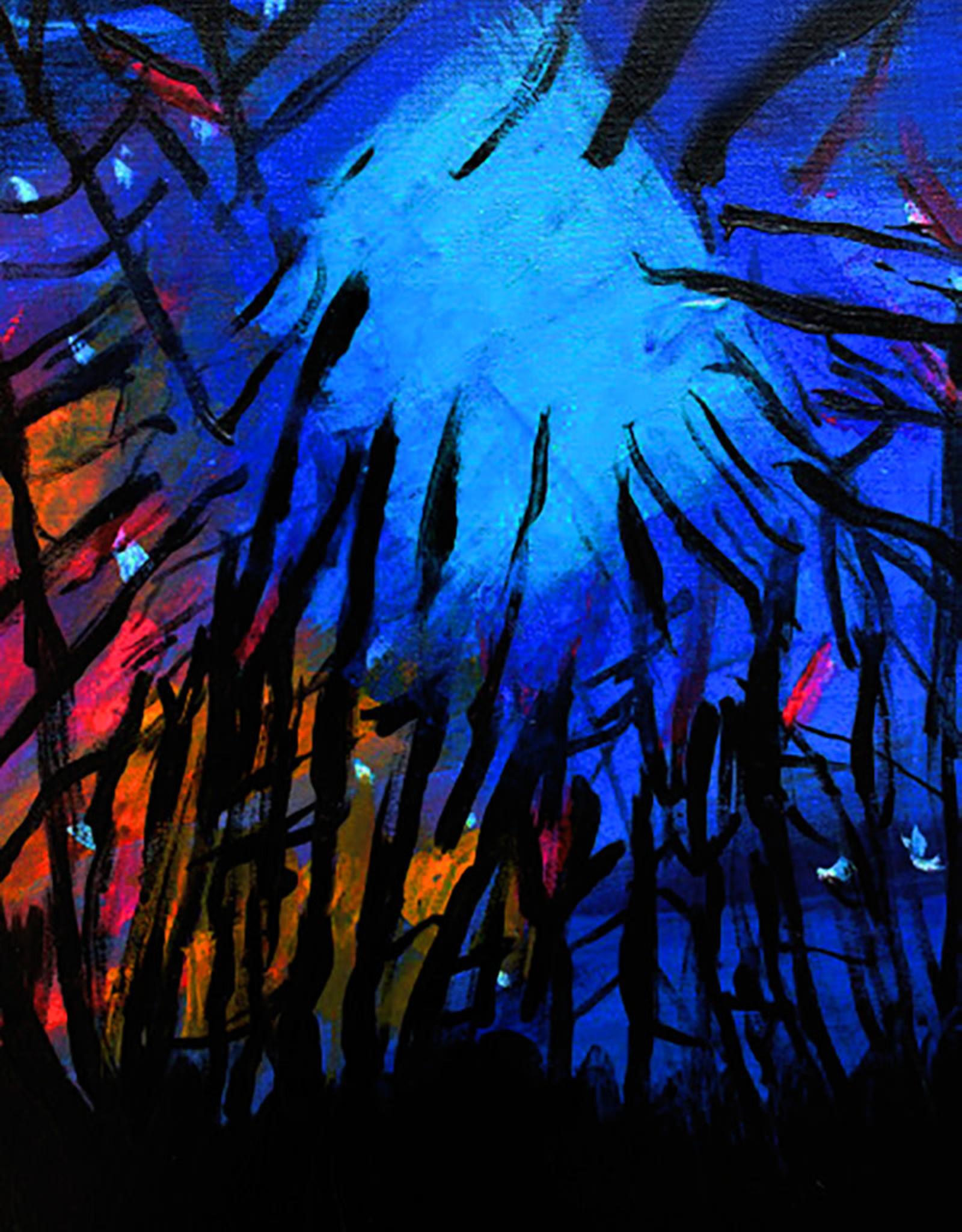 Create Greeting Card-Blank-Night Light